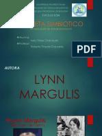 Planeta Simbiotico, Lynn Margulis