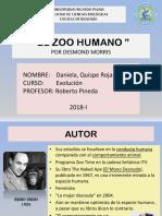 El Zoo Humano, Desmond Morris