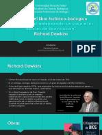 El Cuento Del Antepasado, Richard Dawkins
