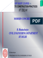 Concrete & Modern Concrete