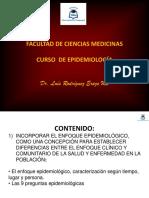Enfoque Epidemiologico