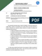 INFORME N°22-2018 (Conformidad de Servicios - Modulos)