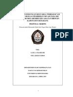 Proposal Laela Anjarsari (22020113120010)