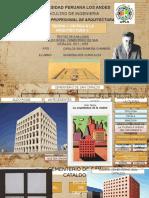 Teoria y Critica a La Arquitectura II - Aldo Rossi Cementerio de San Cataldo
