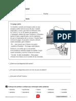 6 Lengua Castellana Saber Hacer Evaluacion U01 2014