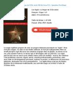 Les Sigils La Magie Du Xxie Soror Ds Spartakus Freemann Id16011
