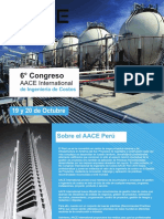 Sea Un Sponsor - Congreso AACE Perú 2018