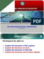 Register Princcips