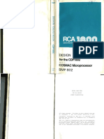 Design Ideas Book for the CDP1802