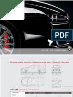 Technical Insert Alfa 159 BN & SW Model Year