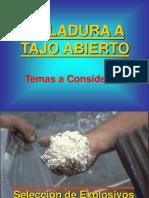1 Expo Caj-Voladura Tajo Abiertoa