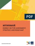 Mya Energy Sector Assessment