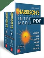 Harrison's Principles of Internal Medicine 20th Edition (Vol.1 & Vol.2) 2018.pdf