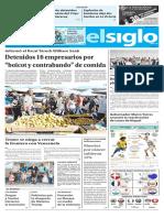 Edición Impresa El Siglo 22-06-2018