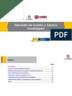 Tabulador de Sueldos y Salarios 2013.pdf