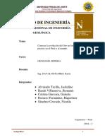 Geologia Minera - Grupo 4 (Au)