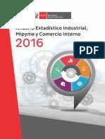 Anuario Estadístico 2016_2