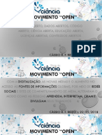 180522)Integracao Mov Open