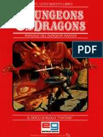 Dungeons & Dragons - Base - Manuale Del Master