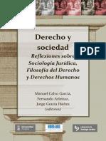 Derecho y Cociedad - Sociología Jurídica, Filosodía Del Derecho y Derechos Humanos