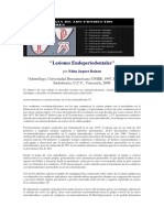 Lesiones Endoperiodontales