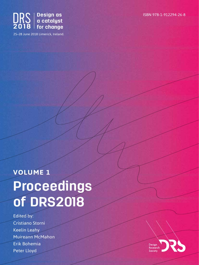 Drs2018vol1 design psychology cognitive science fandeluxe Image collections