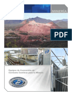 Dynapower Mining Brochure-spanish