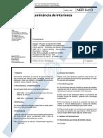 NBR - 5413 (Iluminação de interiores).pdf