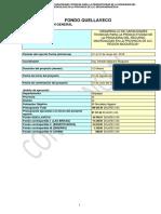 Informe Tecnico Mayo Del 2018- Proyecto Macroalgas.