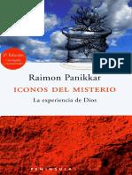 Iconos del misterio_ La experie - Raimon Panikkar.pdf