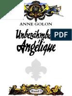 Golon, Anne - Angelique 3 - Unbezähmbare Angelique