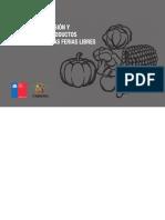 Manual de Inclusión y Promoción de Productos Campesinos en las Ferias Libres