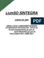 Apostila SINTEGRA