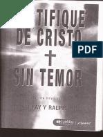 Testifique de Cristo Sin Temor - William Fay