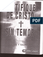 Testifique de Cristo Sin Temor - William Fay