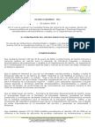 Decreto Resultados Finales 0994