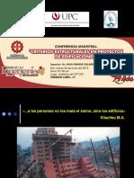 Criterios Estructurales en Proyectos de Edificaciones