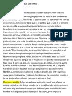 LA NATURALEZA DEL AMOR CRISTIANO.docx