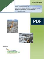 Informe Tecnico Geomat - marcapomacocha