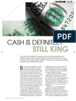 TFR Cash is King