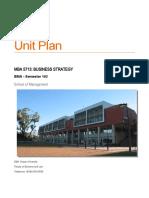 MBA5713 Business Strategy-BMA Sem102