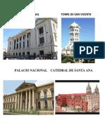 Edificios Antiguos El Salvador