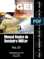 Manual Básico Cbmerj - Volume 1