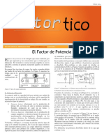 2014 MAY - Factor de Potencia