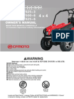 Utv Gamma Cf Moto 625