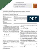 Economic Optimization of Pipe Diameter for Complete Turbulence