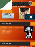 seminario neurolepticos