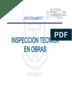 INSPECCION TECNICA EN OBRAS clase 1.pdf