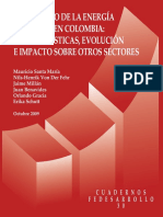 Mercado de Energia en Colombia