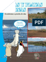 Cuadernillo de Actividades Sobre Dunas y Playas